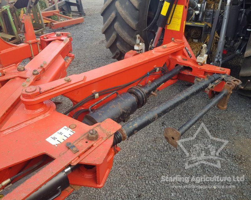 Gregoire Besson 6 Furrow Plough