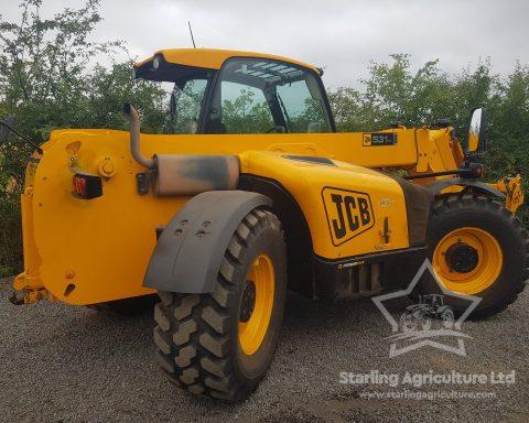 JCB 531-70 Agri Super Telehandler