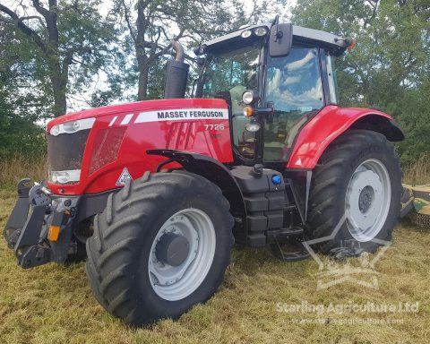 Massey Ferguson 7726 Efficient