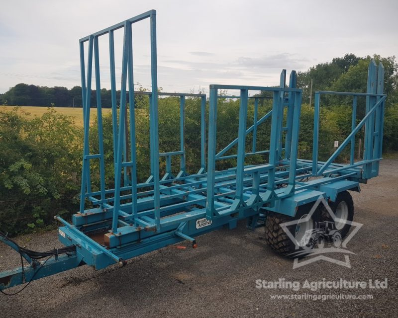 Armstrong Big Bale Stack Mover