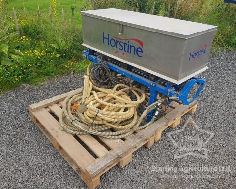 Horstine Twin Air Seeder