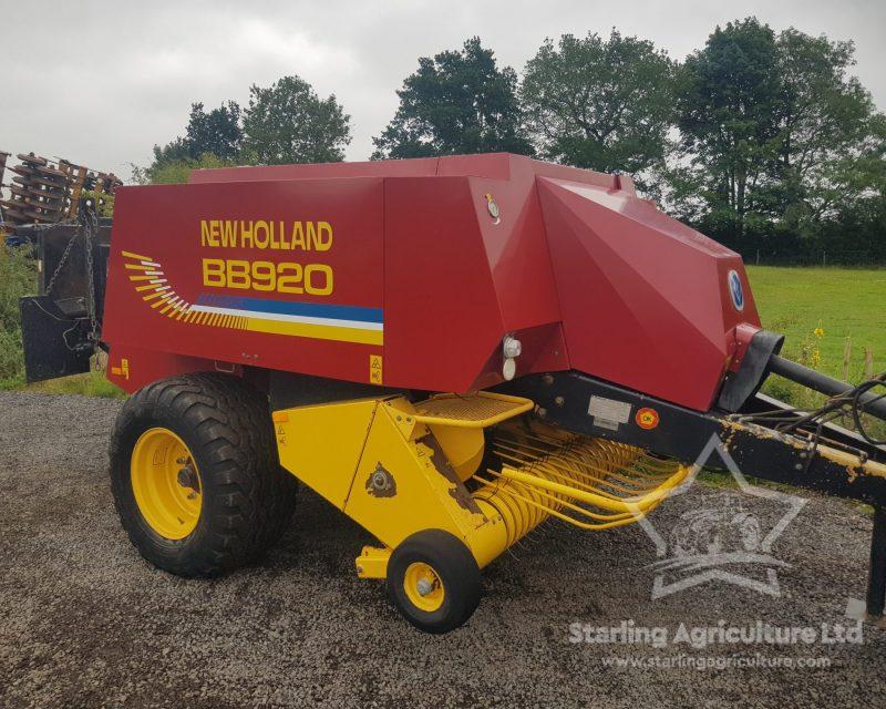 New Holland BB920