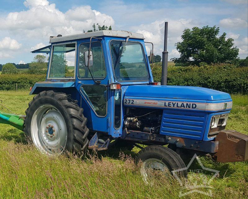 Leyland 272 Synchro