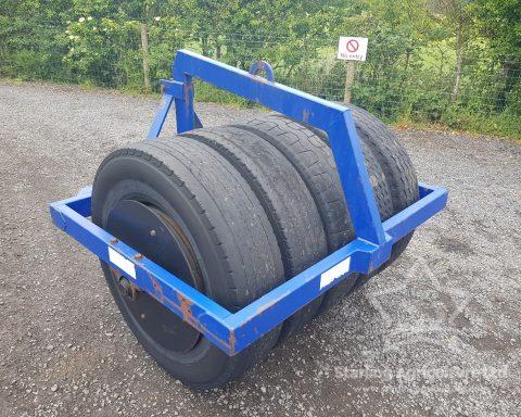 Watkins Tyre Press
