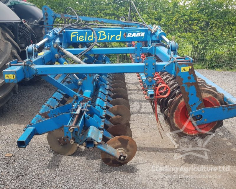 Rabe FieldBird