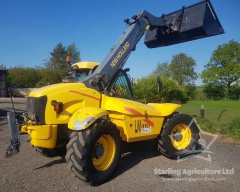 New Holland LM410 Telehandler