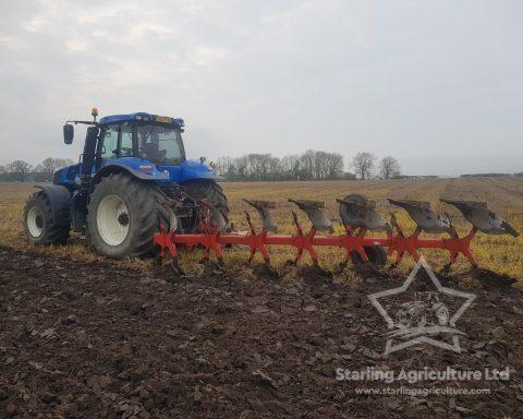 Gregoire-Besson 7F Plough