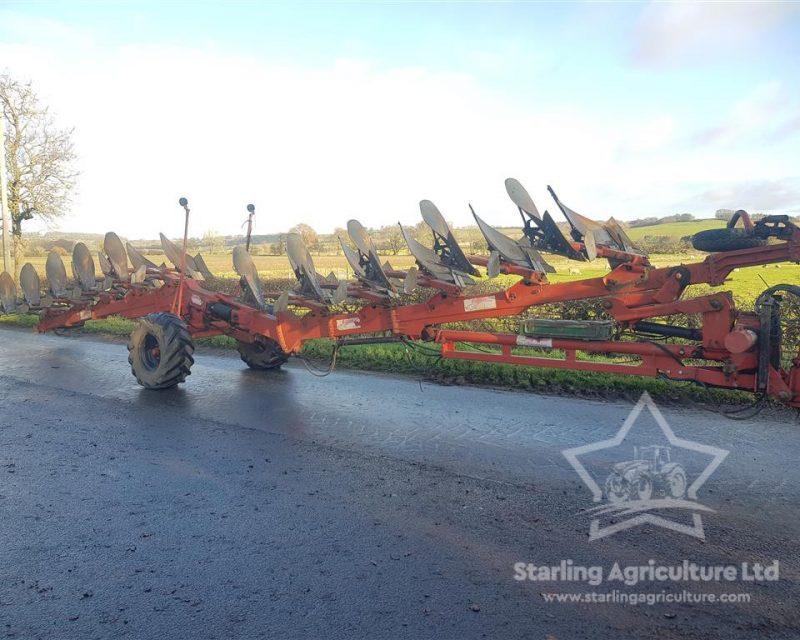 Gregoire-Besson 10F Plough