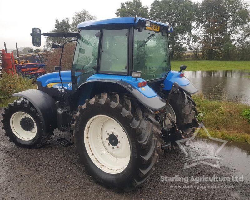 New Holland TM155