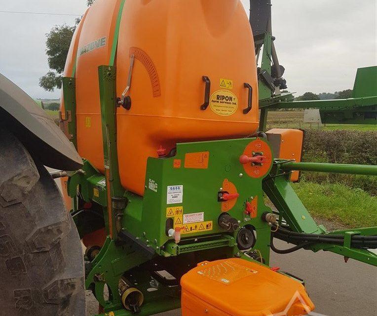 Amazone UF 1801 24m Sprayer