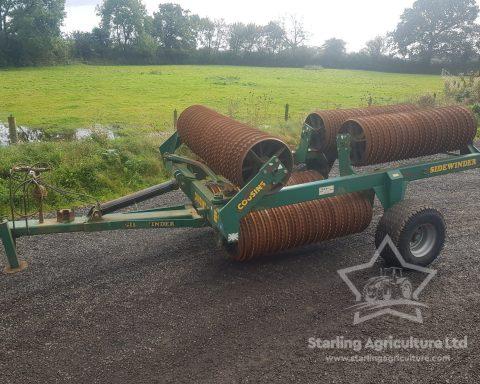 Cousins 9.3m SideWinder Rolls