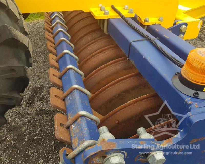 TWB 3.2m Shouldered Ring Press
