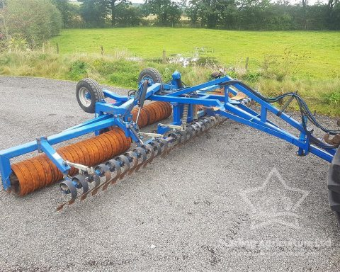 Dalbo 6.3m Rolls with ShatterBoards
