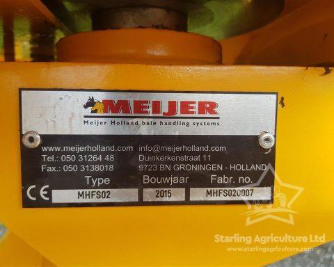 Meijer Bale Sledge