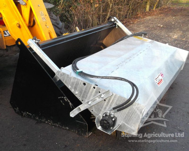 Hall/Sutton Bucket Brush for Hire