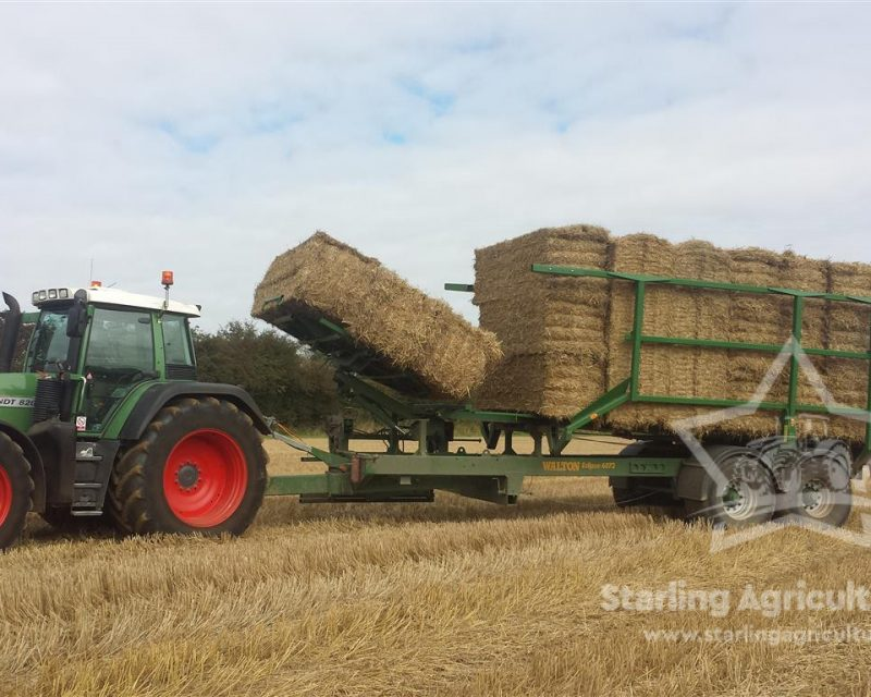 Contract Mowing, Baling, Wrapping and Chasing