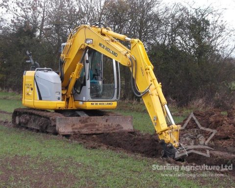 Digger for Hire