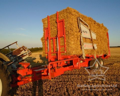 Arcusin F54-63 Bale Chaser