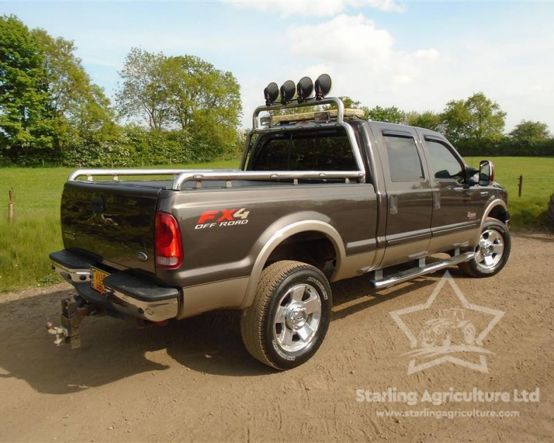 Ford F350 Pick Up Truck