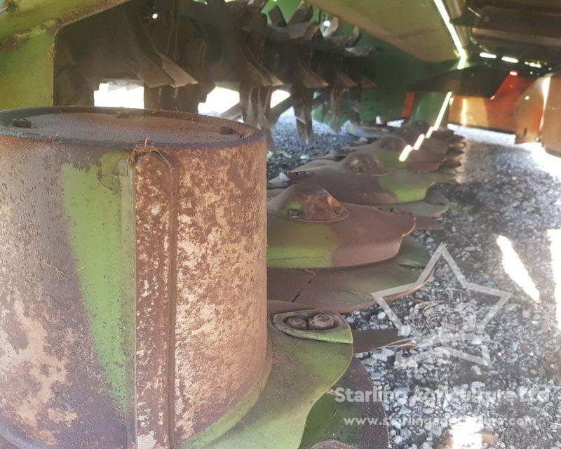 Krone CV 320 Rear Mower