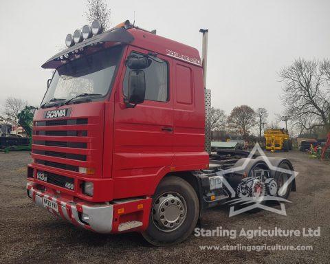 Scania 143-450 Topline