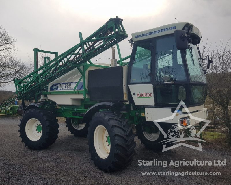 Househam AR3000 Self Propelled Sprayer
