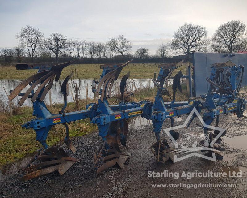 Rabe Eagle 120 4F Auto Reset Plough