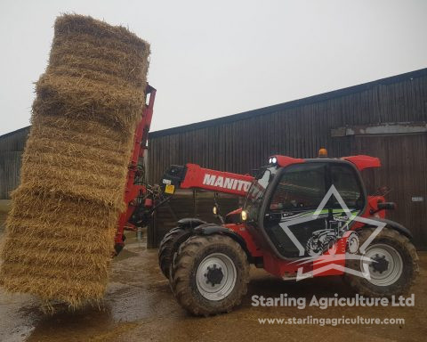 Manitou MLT 741- 120 PS Elite
