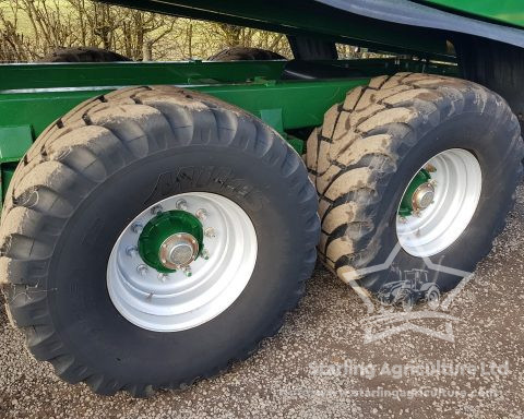 Bailey 16t Silage Trailer