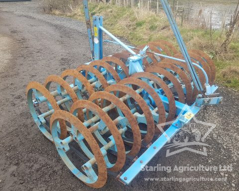 Lemken Variopac Furrow Press