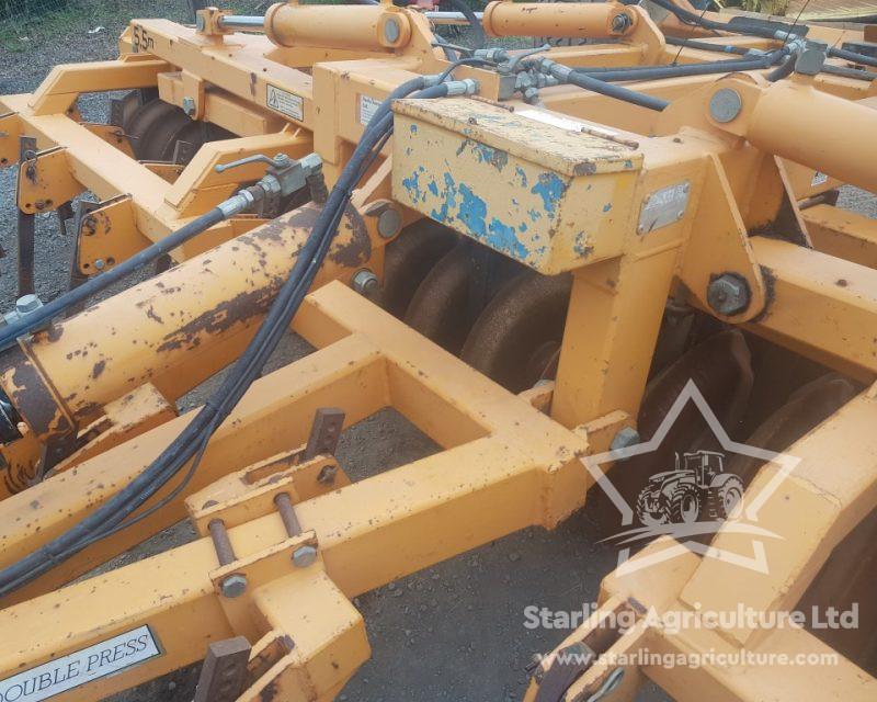 Simba 5.5m DD Press