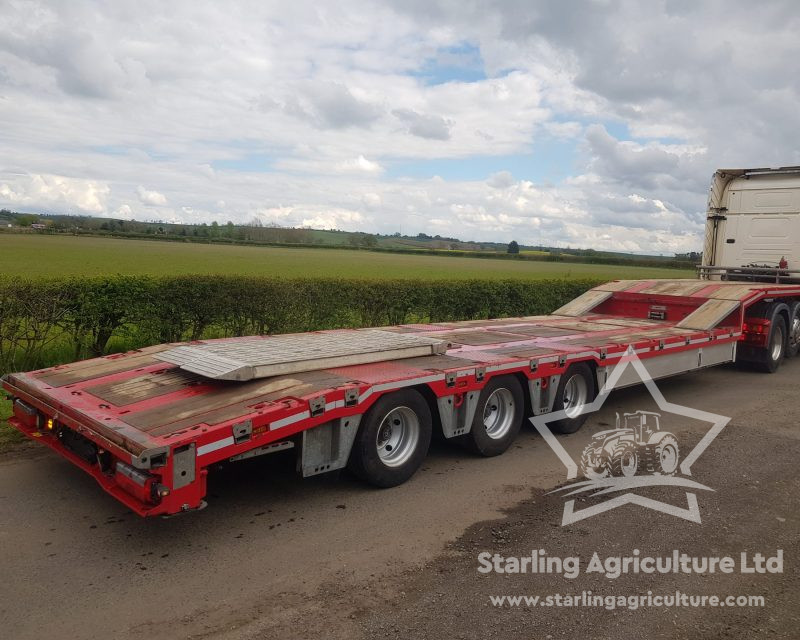 Wraith RS 44 Low Loader
