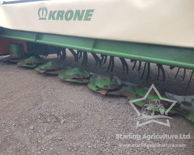 Krone R320CV Mower Conditioner