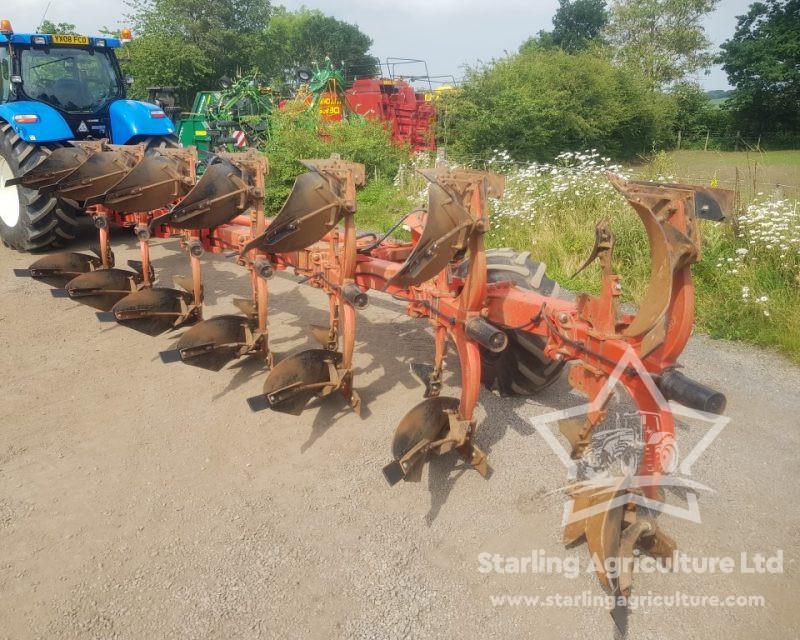Gregoire-Besson 7F Auto Reset Plough