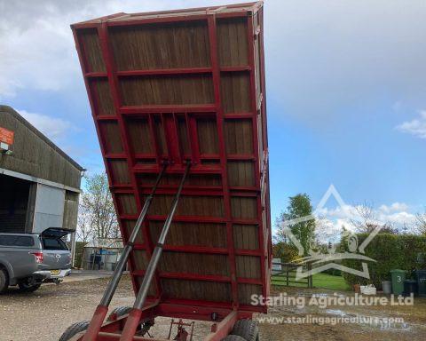 Foster 8T Grain Trailer