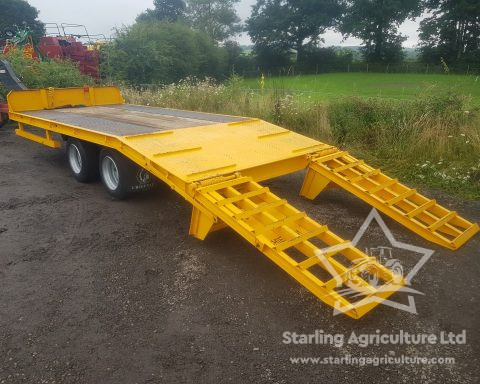 Chieftain Low Loader