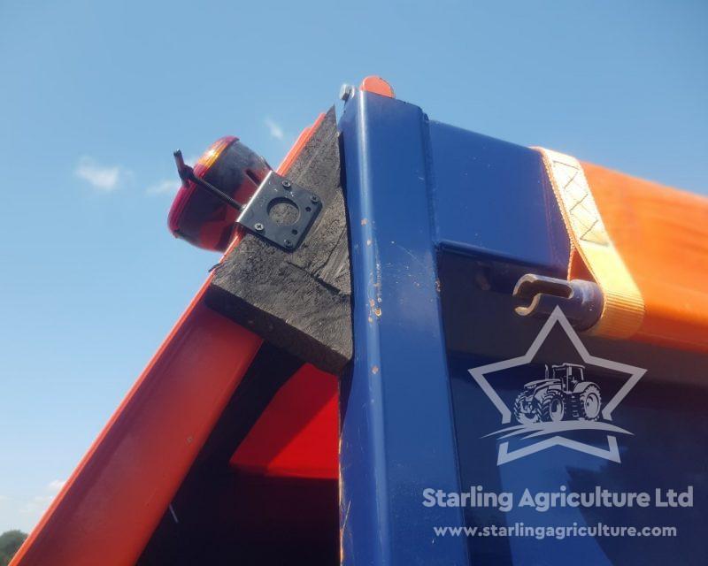 Ken Wootton 14T Grain Trailer