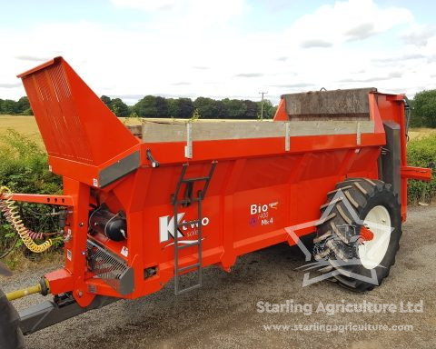 K Two Bio 1400 Mk4 Spreader