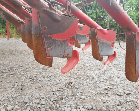 Accord / Kverneland DA-S Piggyback Drill
