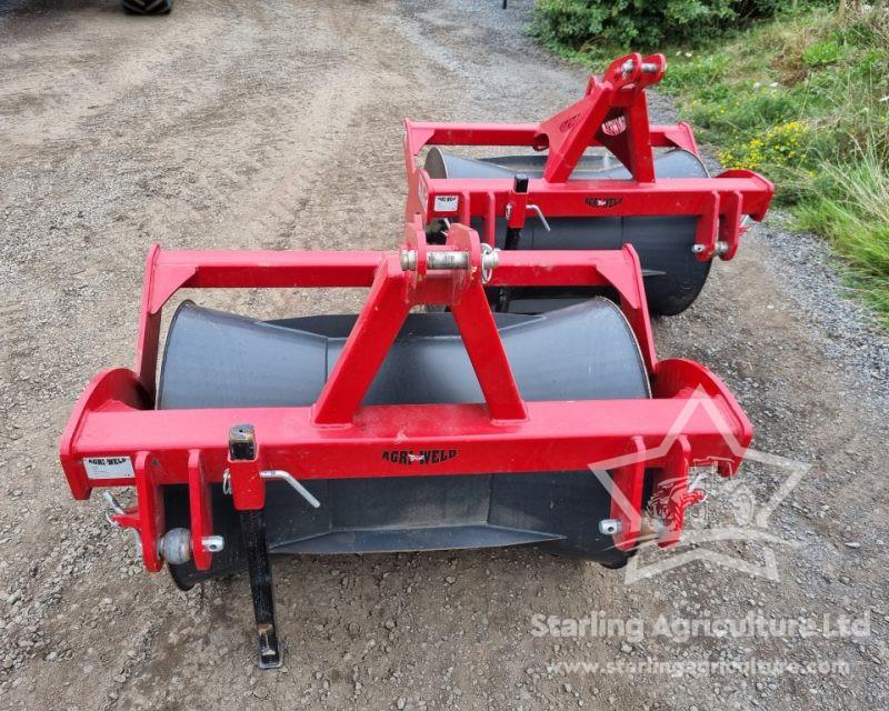Agriweld Swath Roller