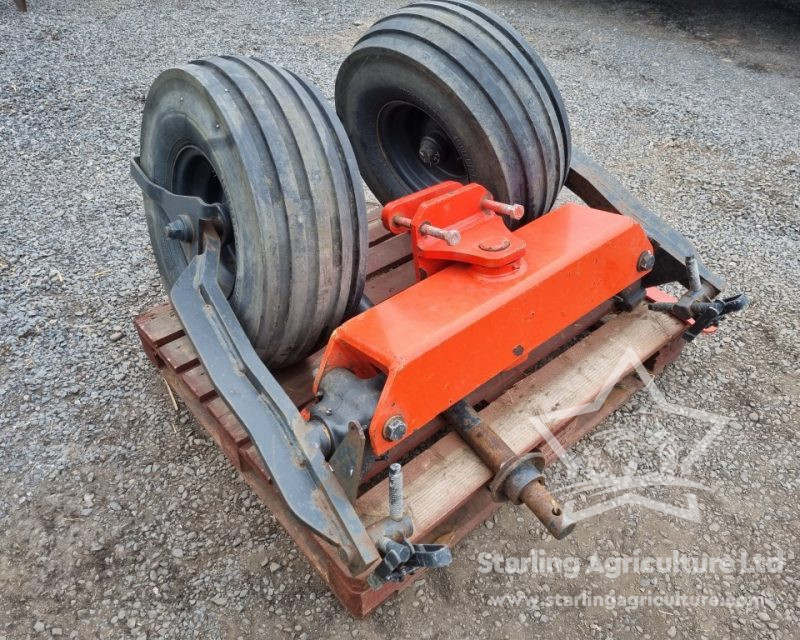 Kuhn 12 Furrow Auto Reset Plough