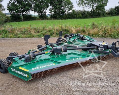 Spearhead 620 Multicut Batwing