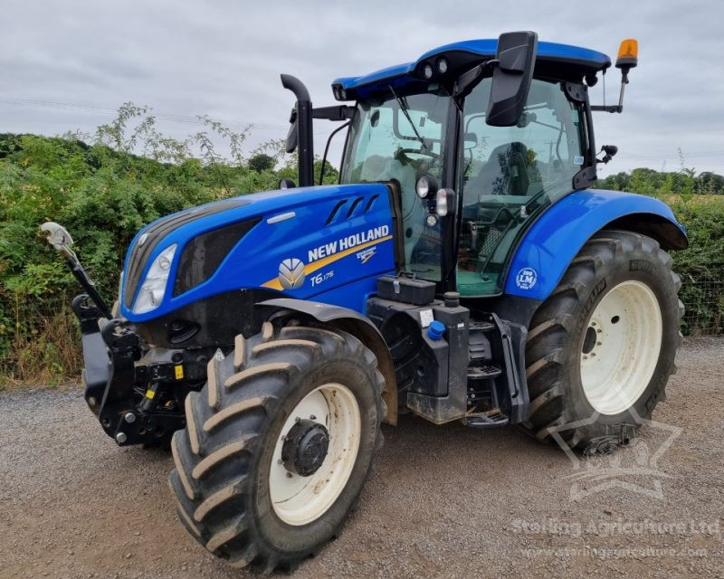 New Holland T6.175 Dynamic Command