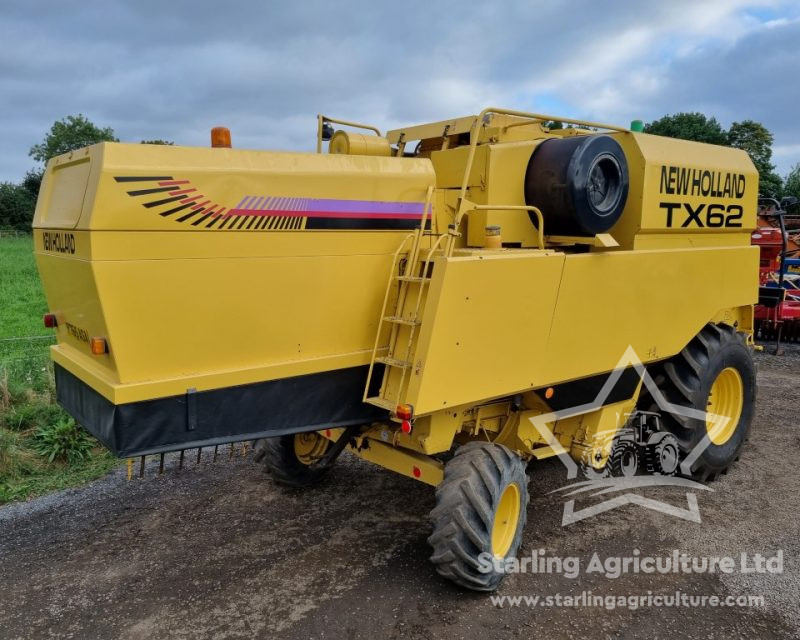 New Holland TX62 Combine
