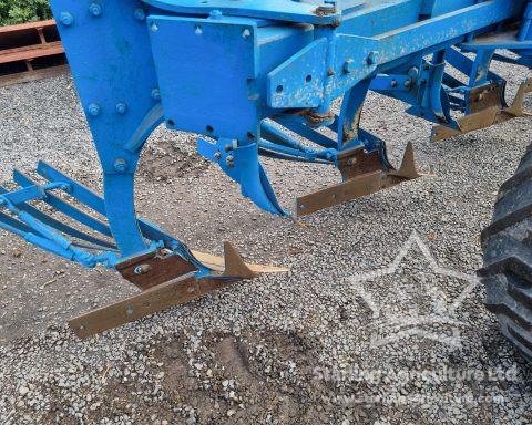 Lemken 8F Plough