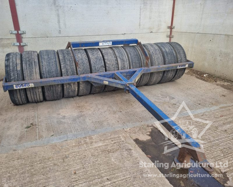 Sumo 4m Tyre Roll