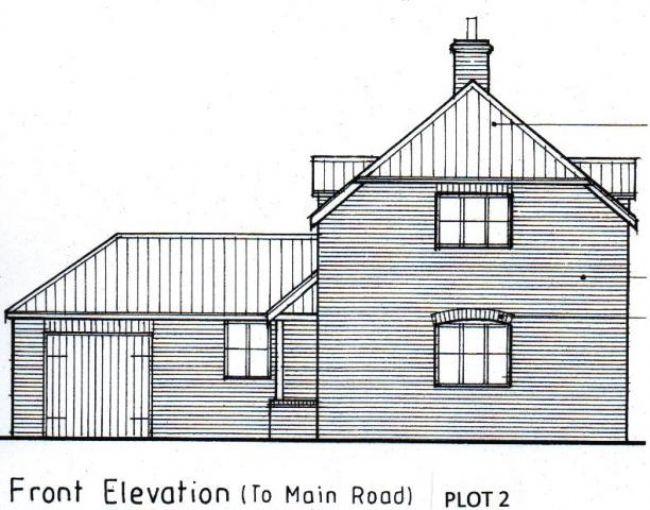 Plot 2, Main Road, Toynton All Saints