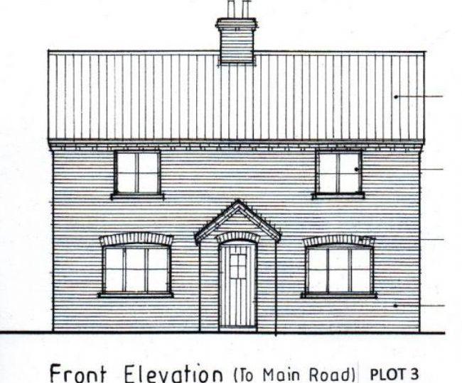 Plot 1, Main Road, Toynton All Saints, Spilsby