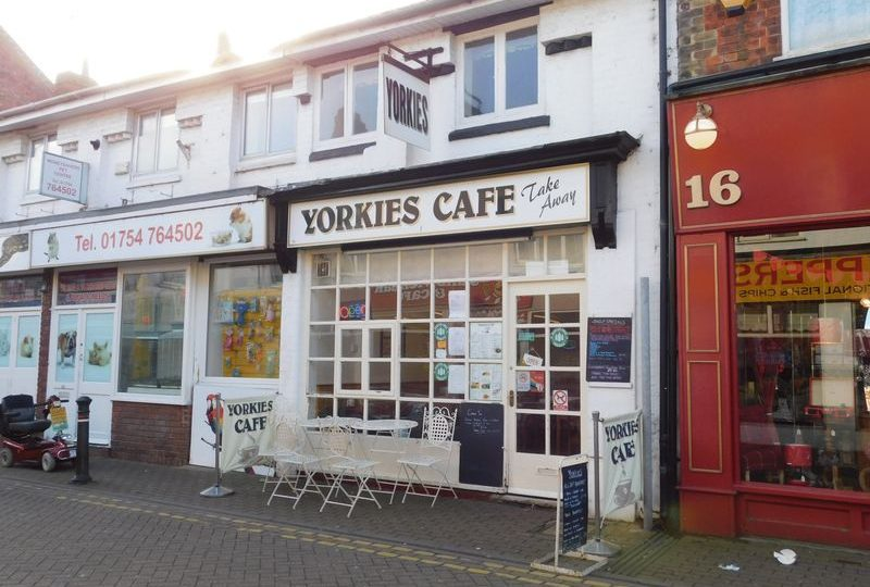Yorkies Cafe, 18 High Street