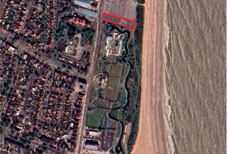 Development Site, North Parade, Skegness